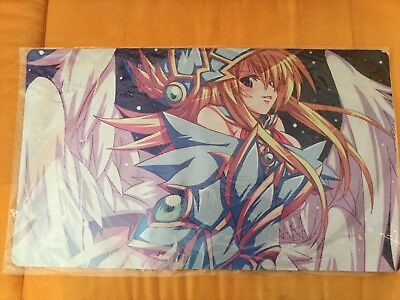 Yugioh / magic / tcg spielmatte playmat anime neuwertig!