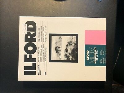 Ilford photogrpahic paper