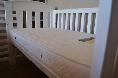 Boori Country Collection Cot & Mattress ~ Excellent Condition! ~ RRP $940