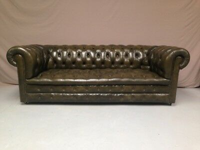 Canape Chesterfield Anglais