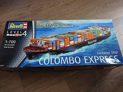 Revell Colombo Express Container Ship - OVP!! - Level 4