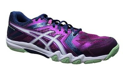 9b227b6e277d Womens Size 10.5 Asics Gel Court Control Volleyball Shoes  R555Y 3601
