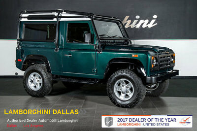 "Land Rover Defender  2"" LIFT+POWER WINDOWS+BLUETOOTH+SUNROOF+5 SPEED MANUAL+REMOTE LOCKING+LED LIGHTS"
