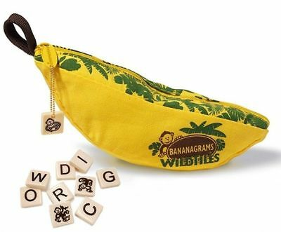 Bananagrams WildTiles Wild Tiles Vocabulary Building and Spelling Improvement