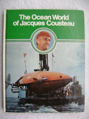 OUTER AND INNER SPACE Jacques Cousteau THE OCEAN WORLD