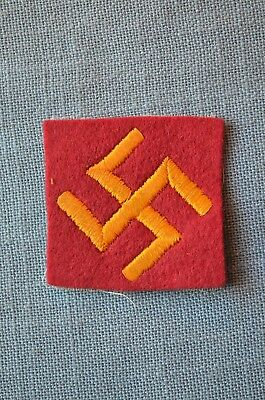 1930's 45th Infantry Division Patch