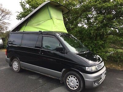 Mazda Bongo Camper Van 2.5 TD Auto 8 Seater Diesel in need of TLC