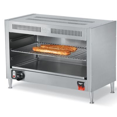 Vollrath 40700 Cayenne Stainless Steel Cheese Melter