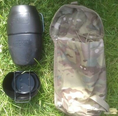 Utility Pouch - Multicam - Crusader Cooking System - Waterbottle - Pouch - NEW