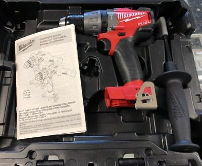 "Milwaukee M18 Gen2 FUEL 1/2"" Compact Hammer Drill/Driver 2704-20 Brushless"