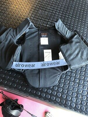 Kid's Back Protector Airowear Chest 59-66cm