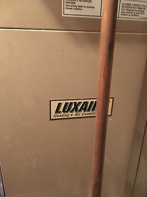 luxaire commercial air conditioner unit, used