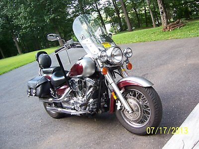 2003 Yamaha Road Star  2003 Yamaha Roadstar