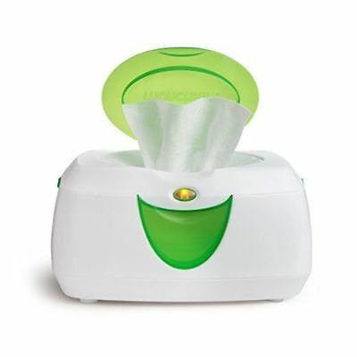 Munchkin Warm Glow Wipe Warmer - NEW - READ - J71