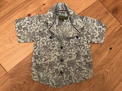 Ted Baker baby Boys Shirt Age 12-18 Months