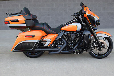 2018 Harley-Davidson Touring  2018 ULTRA LIMITED LOW CUSTOM $15K IN XTRA'S!! 1 OF A KIND!! BEST ON EBAY!! WOW!