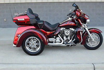 2015 Harley-Davidson Touring  2015 TRI-GLIDE TRIKE CUSTOM **STUNNING** CHROMED OUT!! $15,000.00 IN XTRA'S!!