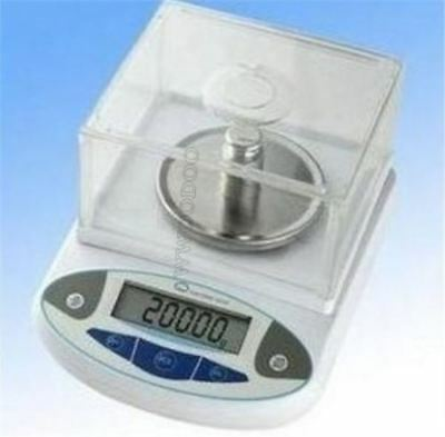 200G 0.001G Precision Digital Balance Scale Lcd NEW mw