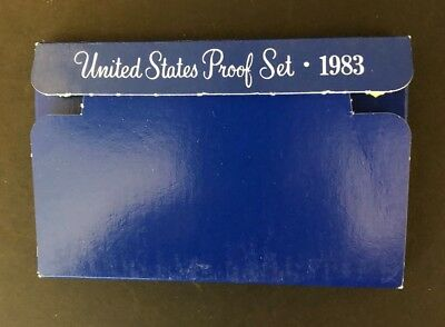1983 S  United States Proof Set