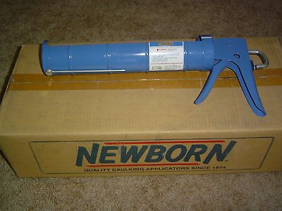 Box of Six Newborn Brothers & Co #105 1/4 GAL Superior EZ Caulk Gun NIB