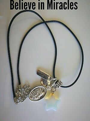 Code 204 Opalite Infused Guardian Necklace Doreen Virtue Certified Practitioner