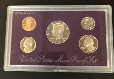 1992 S  United States Proof Set
