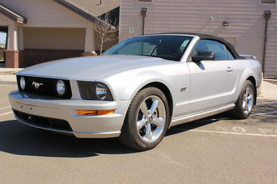Ford Mustang 2dr Convertible GT Deluxe 2008 Ford Mustang GT Deluxe Convertible with Navigation