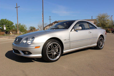 Mercedes-Benz CL-Class 2dr Coupe 6.0L AMG 2005 Mercedes Benz CL65 AMG 1 Owner California CL65