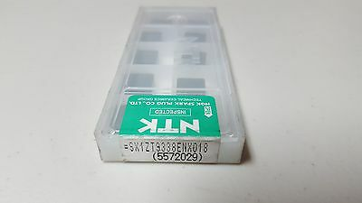 (Lot of 10) NTK SNG 322-WHSA Ceramic Inserts (SX1ZT9338ENX018)