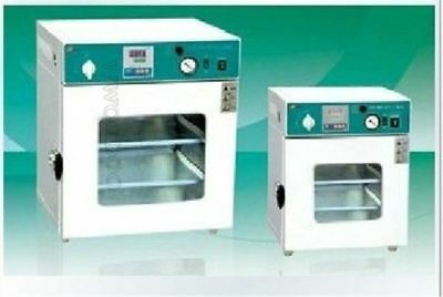 Digital Vacuum Drying Oven Cabinet New 250℃ Working Room 45X45X45CM fy