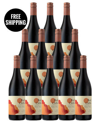 Red Cliffs Shiraz Viognier 2017 (12 Bottles)