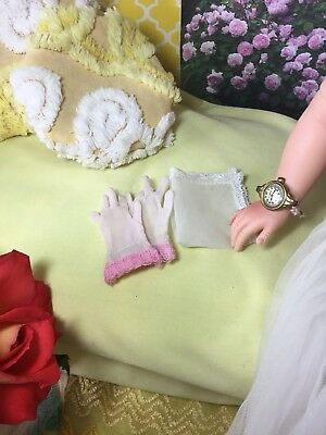 Vintage Madame Alexander Cissy Authentic 1950's Accessories