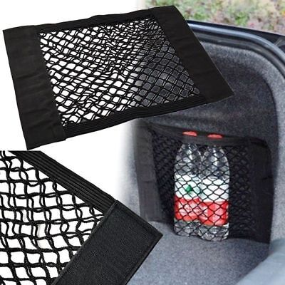 Car Auto Rear Trunk Back Seat Elastic String Net Mesh Storage Bag Pocket Cage #4