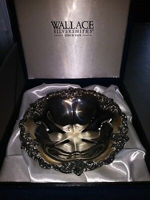 Silver Serving Bowl- Wallace Silversmiths- Silverplate