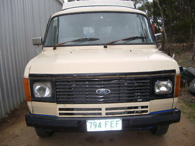 ford transit van 1978  PROJECT