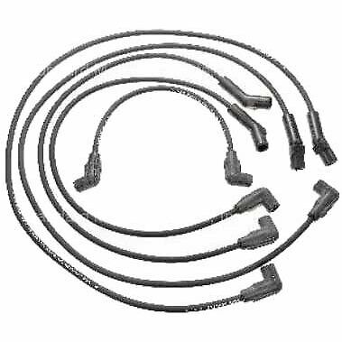 Delphi Set Of 6 Spark Plug Wires New Chevy Olds S10 Pickup S 10