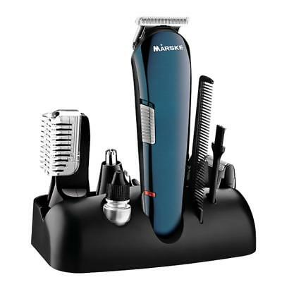 5 in1 Hair Beard Nose Ear Shaver Clipper Trimmer Comb Grooming Tool Kit Wireless