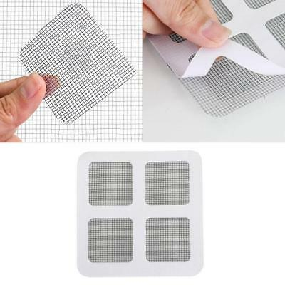 30pc Anti-Insect Fly Door Window Mosquito Screen Net Repair Tape Patch Adhesive,