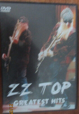 "Musik DVD - ZZ Top ""Greatest Hits"""