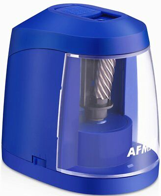Electric Pencil Sharpener for Kids Adults,Strong Helical Blade sharpen 4000