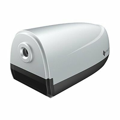 Etekcity Electric Pencil Sharpener, Helical Steel Blade Sharpener with Auto-Stop