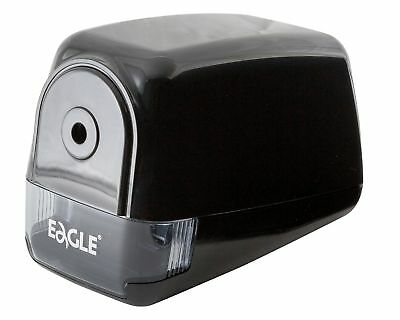 """Eagle"" Electric Pencil Sharpener - Heavy Duty Helical Blade- Medium Use Motor"