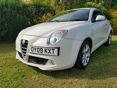 Alfa Romeo Mito Lusso 3 Dr 2009 09Reg Full Years Mot 1 Owner Car With Fsh
