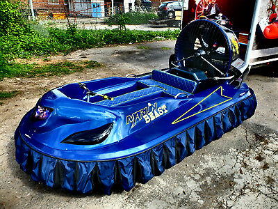 Brand New 2018 Marlin 'Beast' Hovercraft - available NOW! £14,000.00+VAT