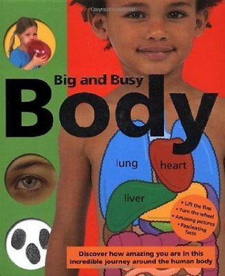 Big and Busy Body, Excellent,  Book