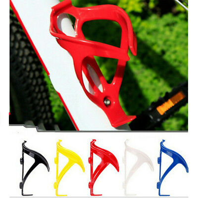 Bicycle Cycling Mountain Road Bike Water Bottle Holder Cages Rack Mount NM