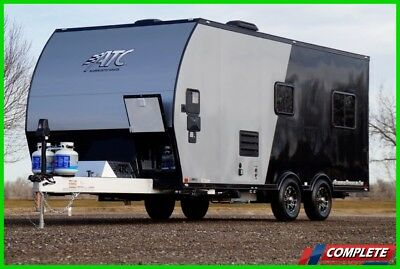 ATC 20' Enclosed Toy Hauler ARV w/ Bathroom, Living Quarters, Kitchenette