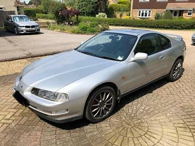96 Honda Prelude 2.2 VTEC - Must be the best available in the UK - garage stored