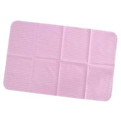 Waterproof Reusable Incontinence Underpad Bed Pad Mat Protector M/L/XL