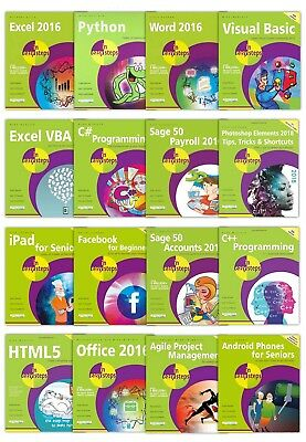 In Easy Step For Smart Learning Programming, Management, Office, Photoshop, HTML